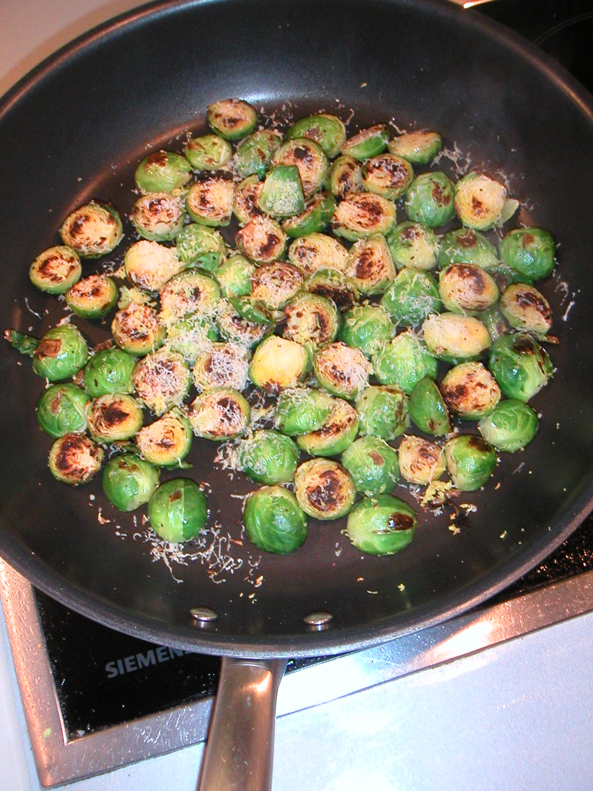 A delicious way of preparing … Brussels sprouts | Savvy ...